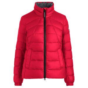 Canada Goose - Women's Abbott Jacket - Doudoune taille L, rouge/rose