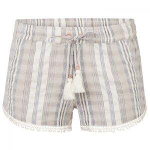 O'Neill - Women's Pebble Beach Shorts - Short taille S, gris/blanc