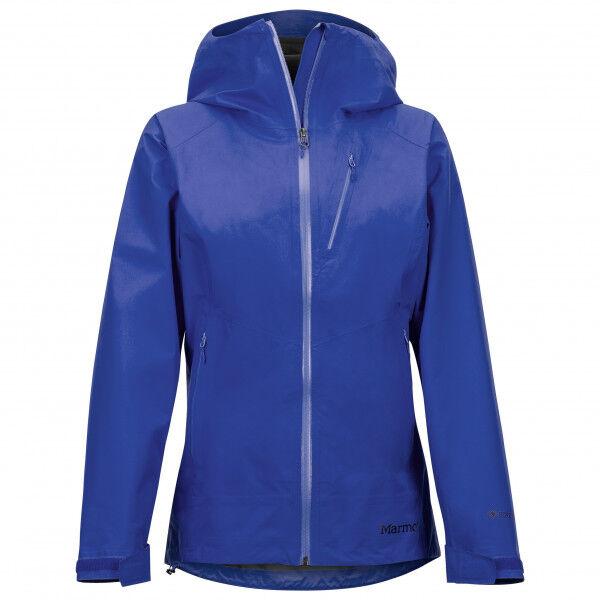 Marmot - Women's Knife Edge Jacket - Veste imperméable taille S, bleu