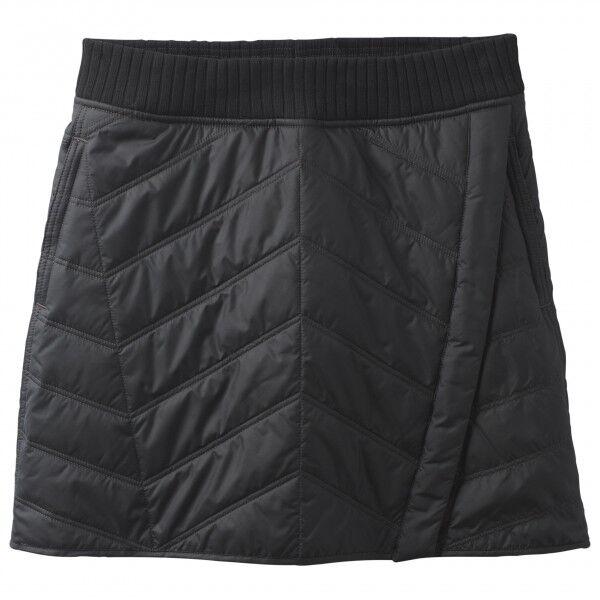 Prana - Women's Diva Wrap Skirt - Jupe synthétique taille XS, noir