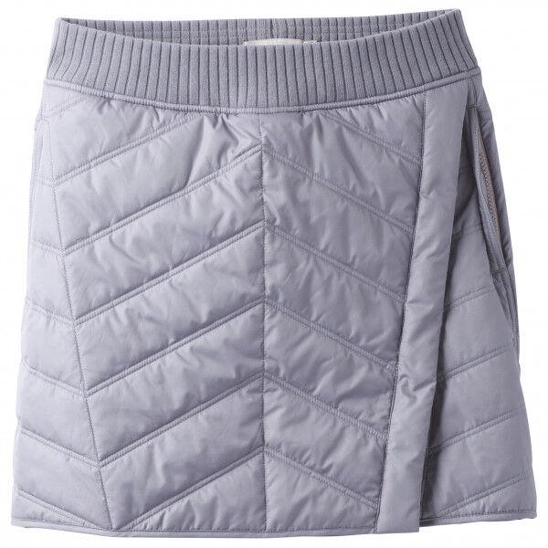 Prana - Women's Diva Wrap Skirt - Jupe synthétique taille M, gris
