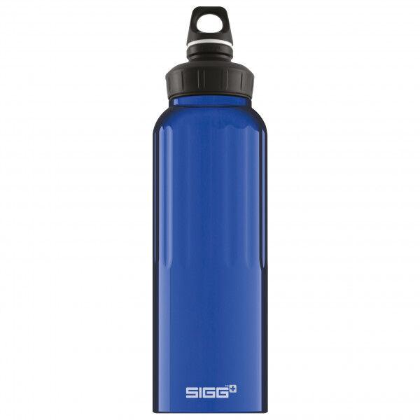 SIGG - Alutrinkflasche WMB - Gourde taille 1,5 l, bleu
