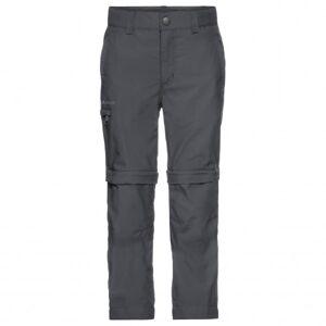 Vaude - Kid's Detective Zo Pants II - Pantalon de trekking taille 134/140, noir