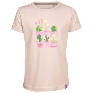 Elkline - Kid's Plantsarefriends - T-shirt taille 116/122, blanc/beige