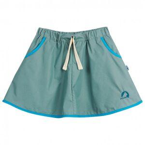 Finkid - Kid's Skortti - Jupe-short taille 120/130, turquoise/gris