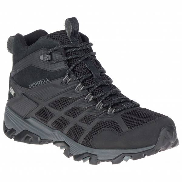 Merrell - Moab FST 2 Ice+ Thermo - Chaussures d'hiver taille 46, noir