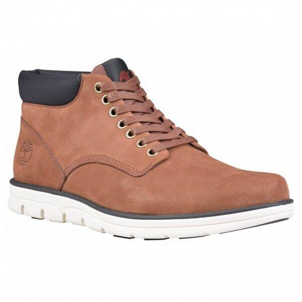 Timberland - Bradstreet Chukka Leather - Sneakers taille 9, brun