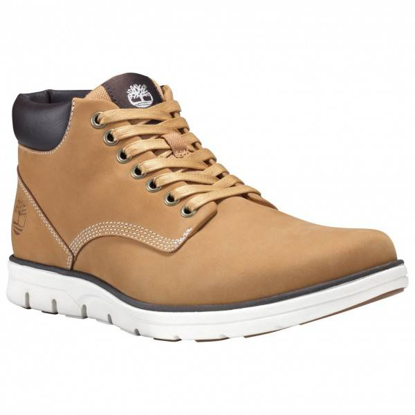 Timberland - Bradstreet Chukka Leather - Sneakers taille 10,5, beige/brun