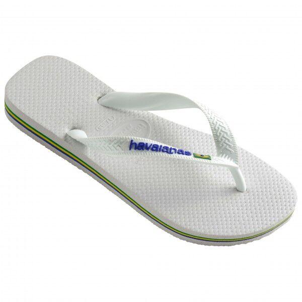 Havaianas - Brasil Logo - Sandales de marche taille 35/36, gris
