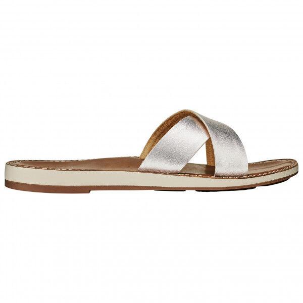 Olukai - Women's Ke'A - Sandales taille 10, brun/beige