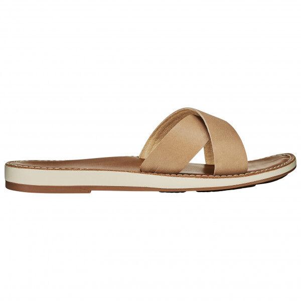 Olukai - Women's Ke'A - Sandales taille 7, beige/brun