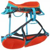 Wild Country - Mission Women's - Baudrier d'escalade taille M, rouge/turquoise/noir