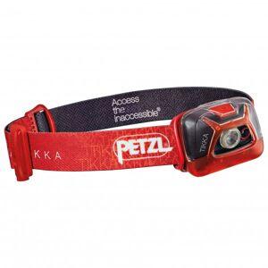 Petzl - Tikka - Lampe frontale gris/turquoise;rouge/noir;noir/brun/gris