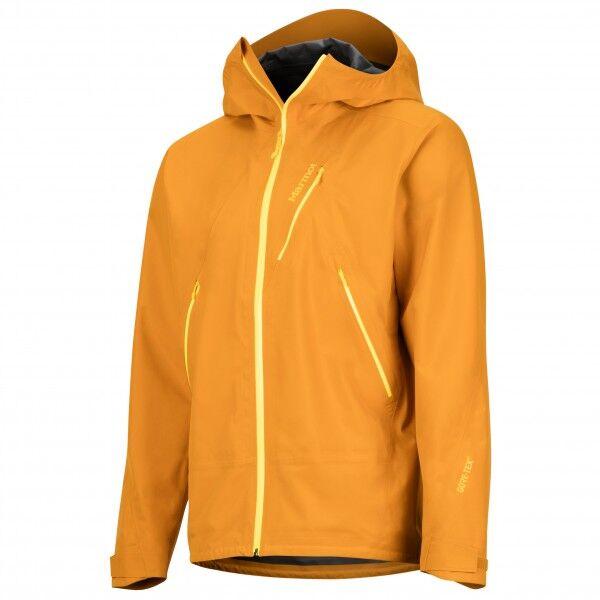 Marmot - Knife Edge Jacket - Veste imperméable taille L;M;S;XL;XXL, rouge;noir