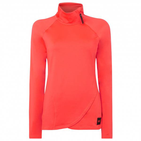 O'Neill - Women's Clime Fleece - Pull polaire taille L, rouge