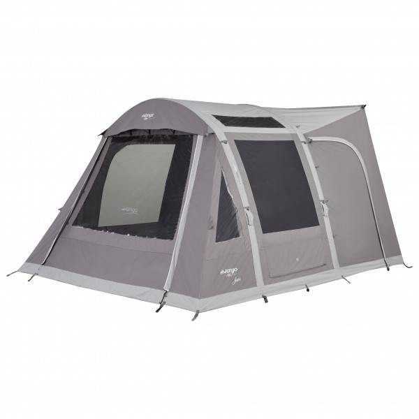 Vango - Jura Low - Auvent camping-car gris/noir