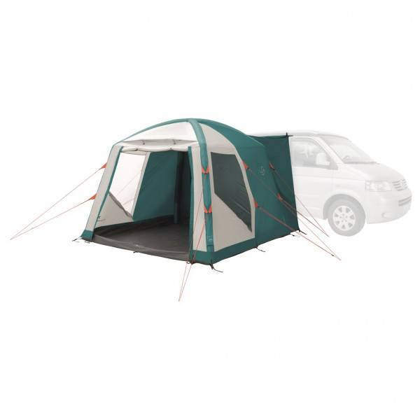 Easy Camp - Podium Air - Auvent camping-car taille One Size, gris/blanc/noir/turquoise
