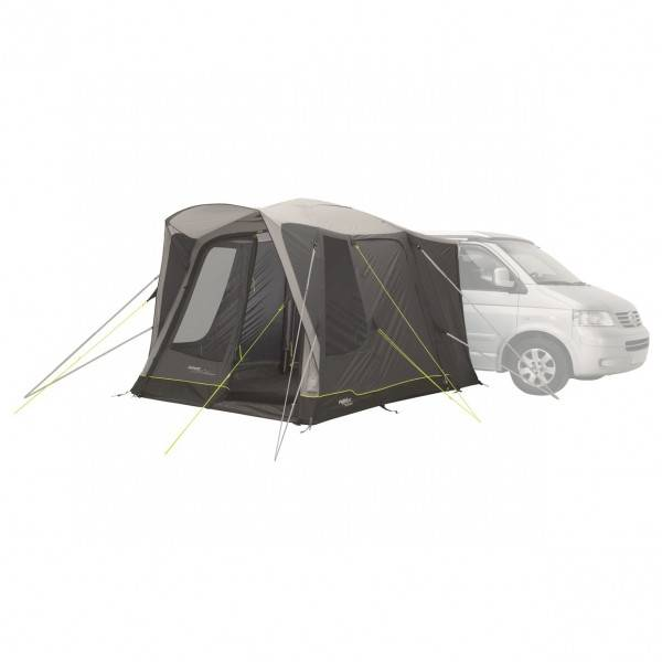 Outwell - Milestone Shade Air - Auvent camping-car gris/noir