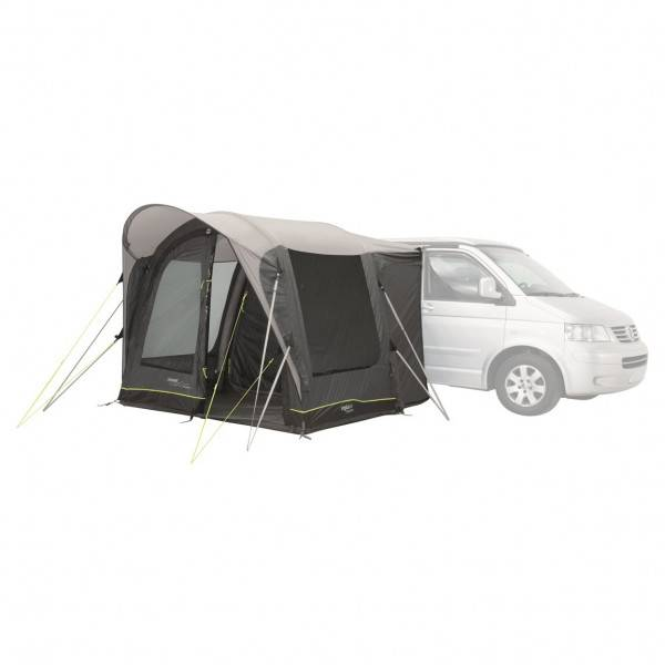 Outwell - Newburg 160 Air - Auvent camping-car gris/noir/blanc