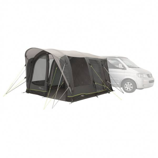 Outwell - Newburg 260 Air - Auvent camping-car gris/noir