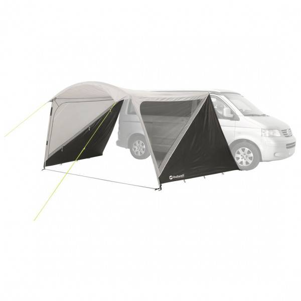 Outwell - Touring Shelter - Auvent camping-car gris/noir/blanc