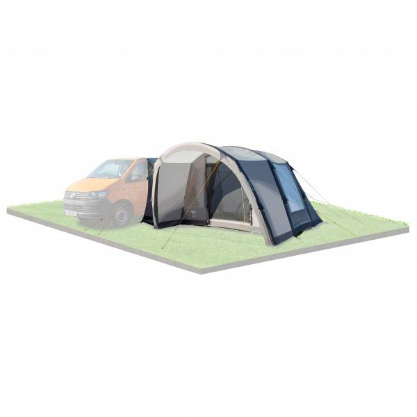 Vango - Cove Low - Auvent camping-car gris/vert