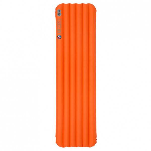 Big Agnes - Insulated Air Core Ultra - Matelas de camping taille 25''x78'' - Wide Long, orange
