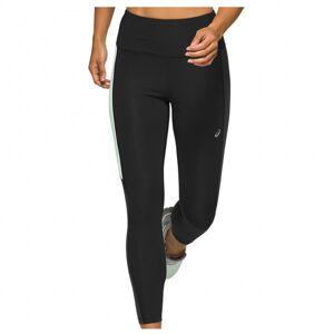 Asics - Women's Tokyo Highwaist Tight - Pantalon de running taille L, noir