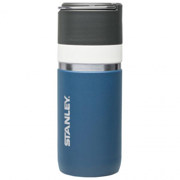 Stanley - Vakuum Go Ceramivac - Bouteille isotherme taille 470 ml, bleu/noir