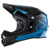 O'Neal - Backflip RL2 Helmet Bungarra - Casque de cyclisme taille XL - 61/62 cm, noir/bleu