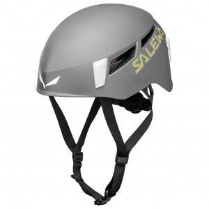 Salewa - Pura Helmet - Casque d'escalade taille L/XL, gris/noir