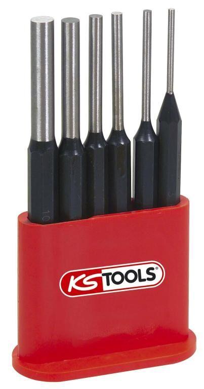 KS TOOLS Lot de chasse-goupilles longs KS TOOLS 156.0200