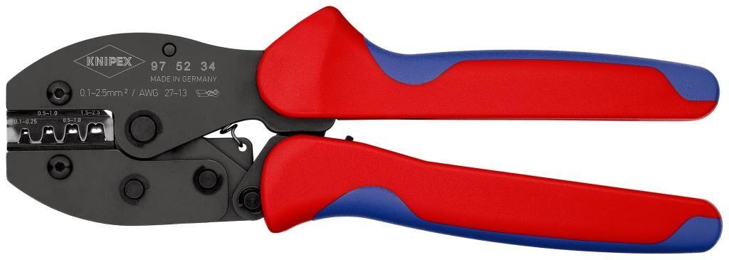KNIPEX Pince à sertir KNIPEX 97 52 34