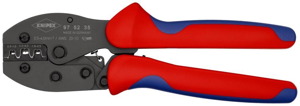KNIPEX Pince à sertir KNIPEX 97 52 35