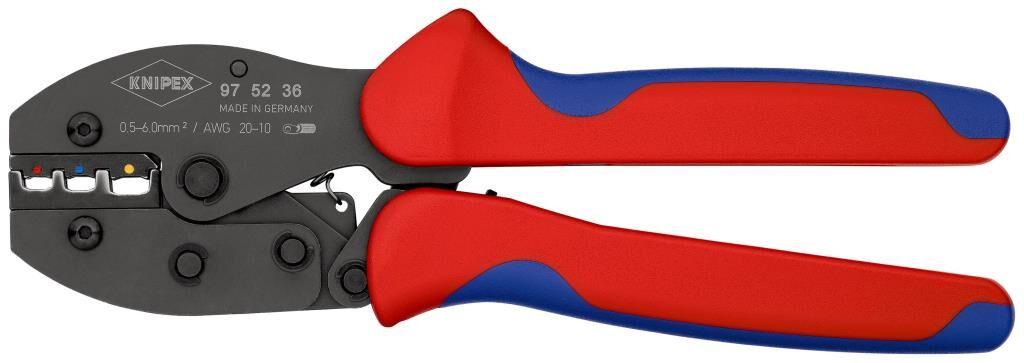 KNIPEX Pince à sertir KNIPEX 97 52 36