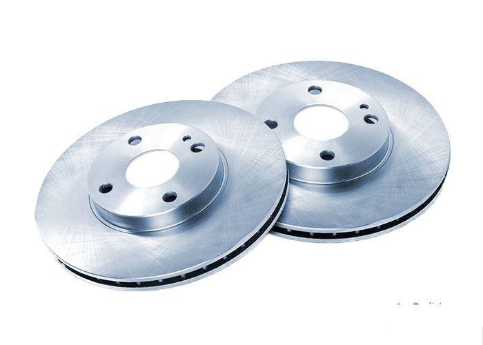 BOSCH Jeu de 2 disques de frein BOSCH 0 986 478 650