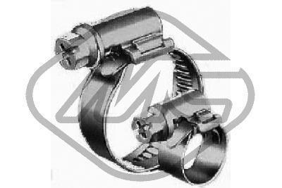 Metalcaucho Collier de serrage Metalcaucho 00028