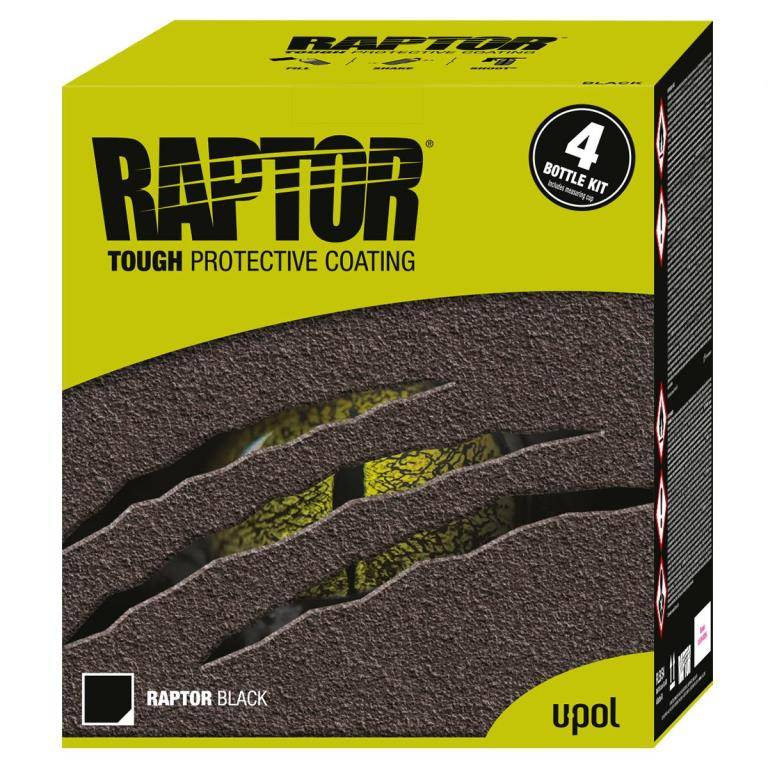 RAPTOR Kit de protection carrosserie RAPTOR RLB/S4