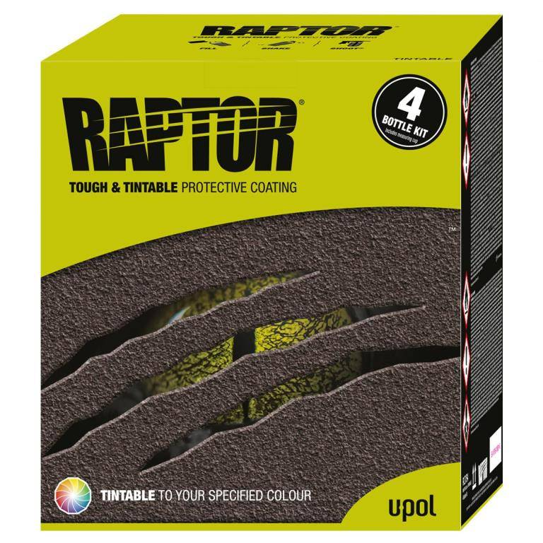 RAPTOR Kit de protection carrosserie RAPTOR RLT/S4