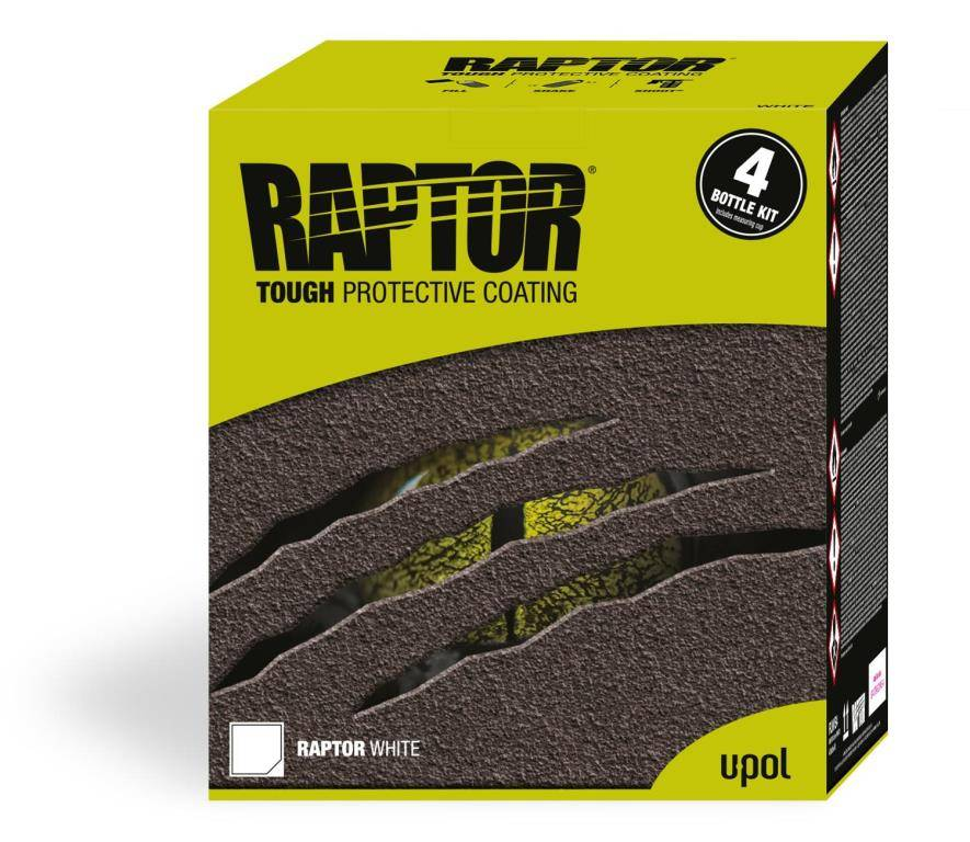 RAPTOR Kit de protection carrosserie RAPTOR RLW/S4