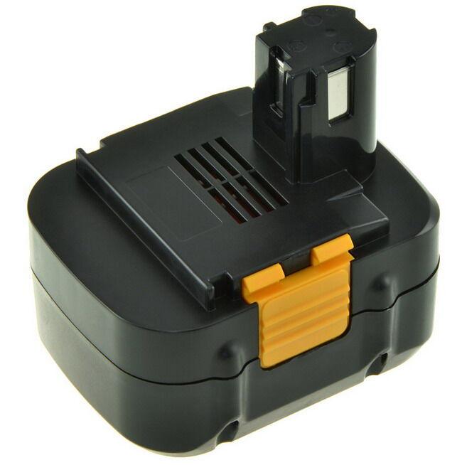 Jupio Batterie outillage portatif pour Panasonic - 15,6V - compatible avec, entre autres, EY9136, EY9230, EY9231