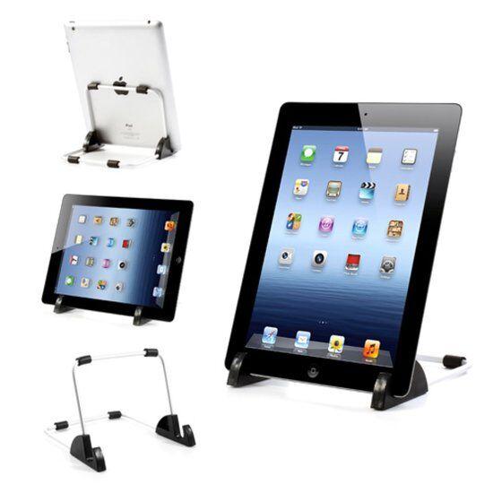 GadgetBay Support universel pour tablette argent