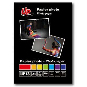 Papier photo PREMIUM UPRINT MAT - A4 - 180 grs - 20 feuilles - Publicité