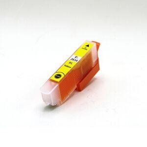 EPSON Cartouche compatible EPSON T26XL jaune - Publicité