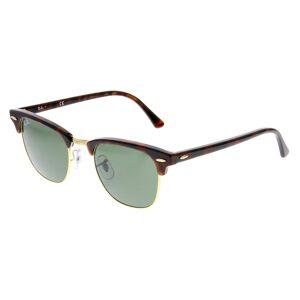 Ray-Ban Clubmaster lunettes de soleil RB3016W036651 - Publicité