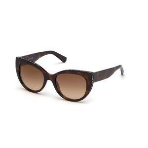 Swarovski lunettes de soleil SK0202-53-52F - Publicité