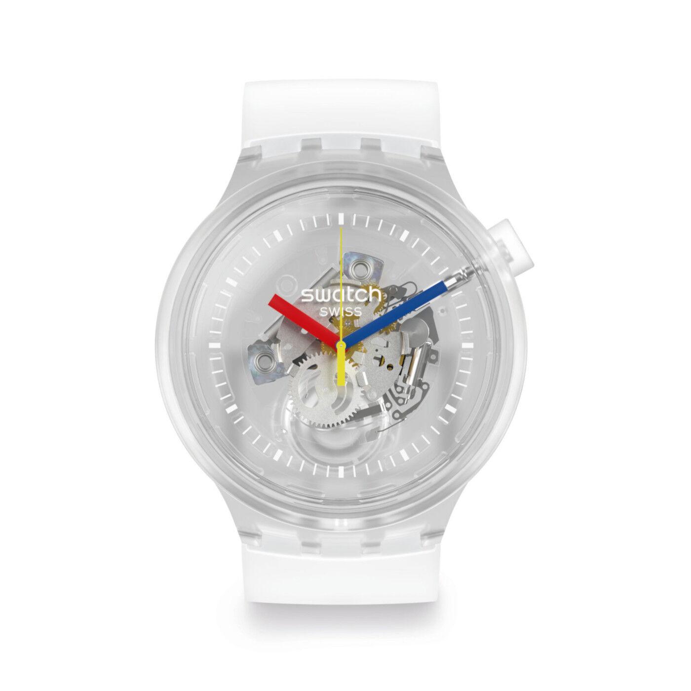 Swatch Big Bold montre SO27E100