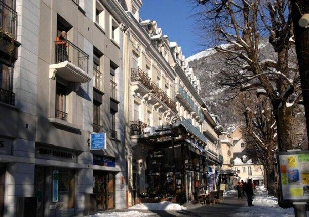 France: Bagnères de Luchon