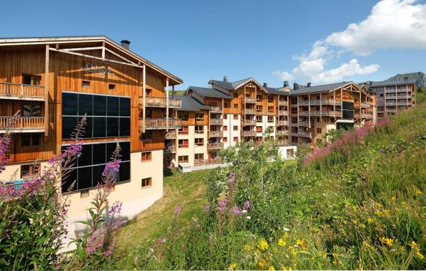 France: Plagne Villages