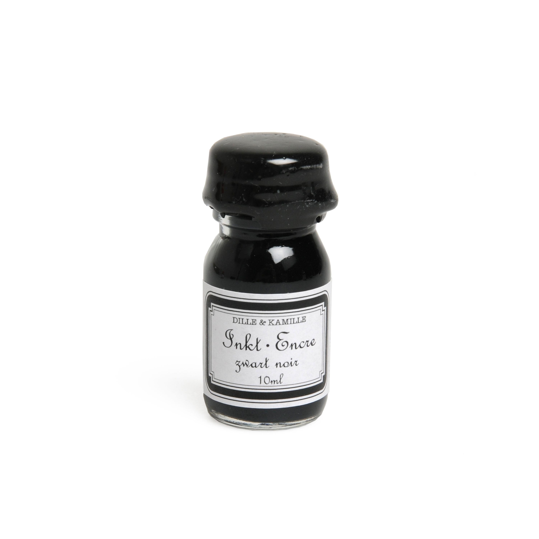 Dille&Kamille Encre, noir, 10 ml